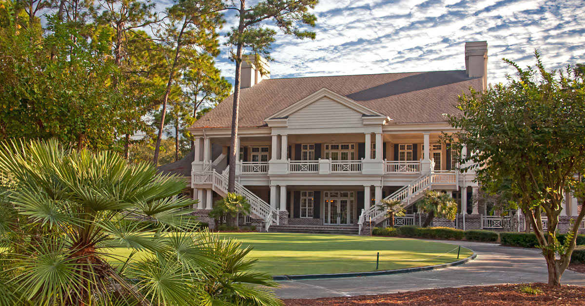 palmetto hall clubhouse