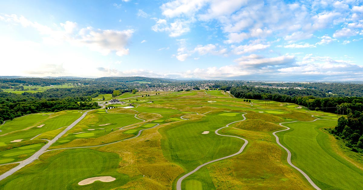 royal manchester golf links mount wolf pennsylvania